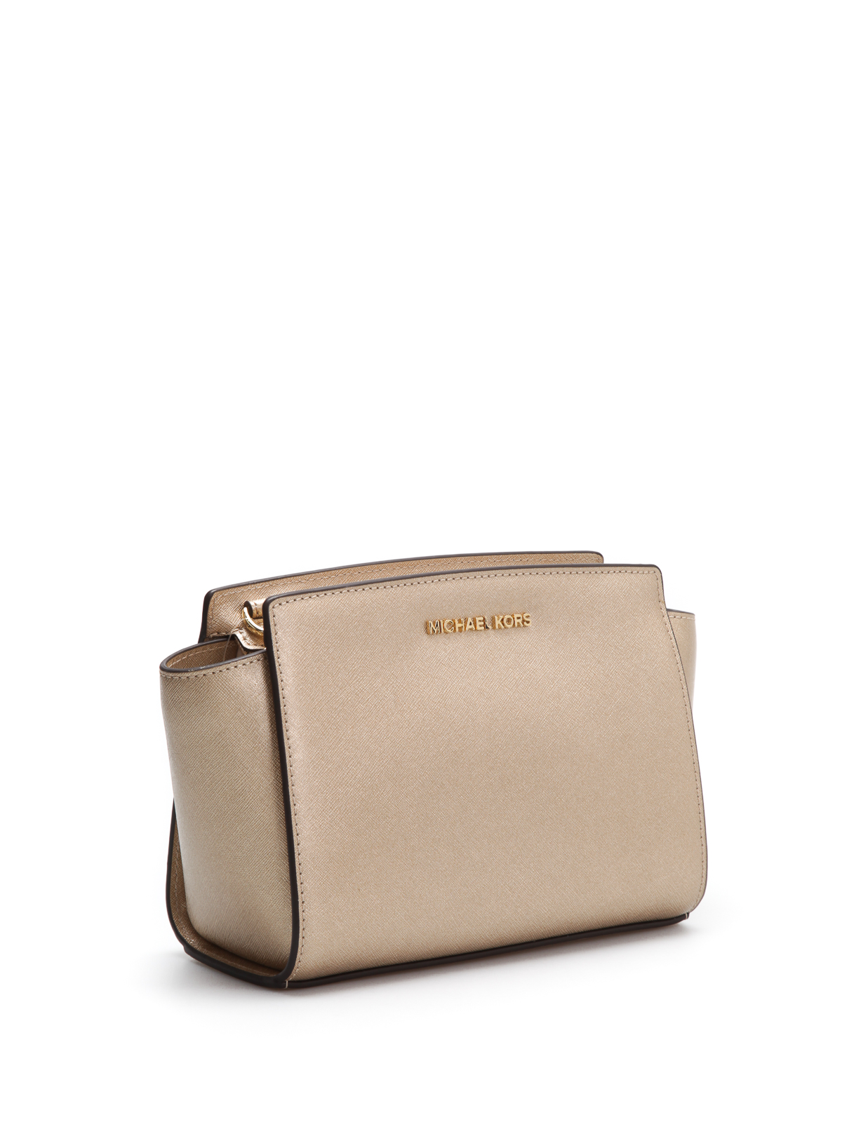 MICHAEL KORS  shoulder bags online - Selma medium leather messenger 63977ff43f7