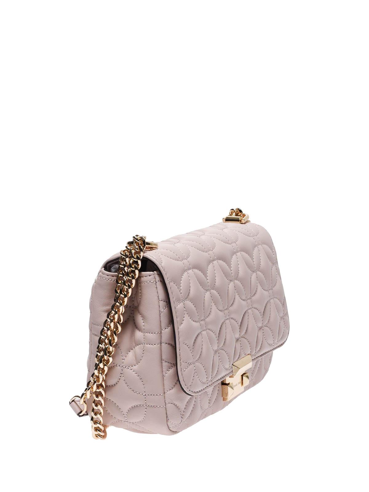 2bfa7df7ea75 MICHAEL KORS  shoulder bags online - Sloan large pink quilted shoulder bag