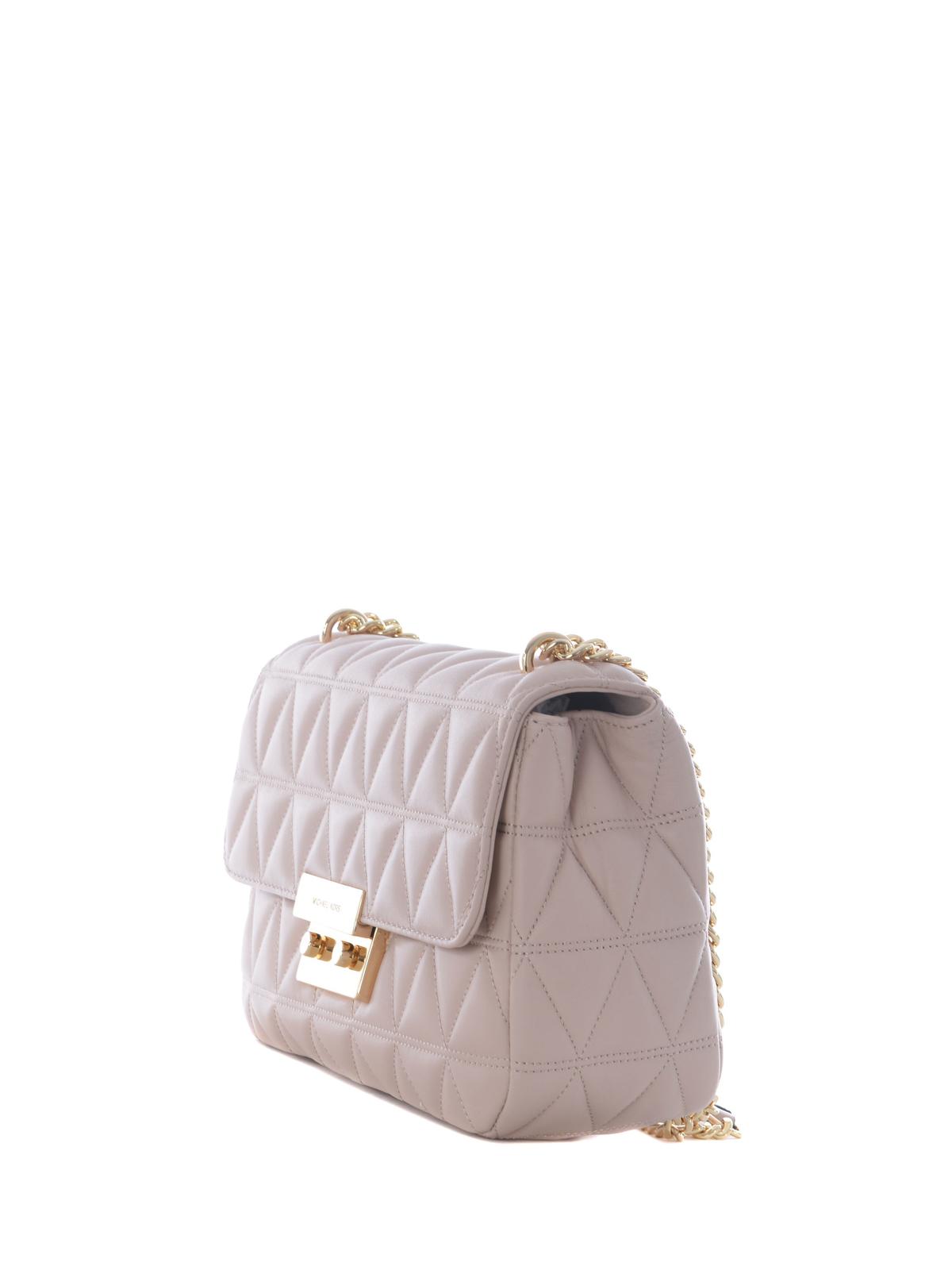 ea320bc4e112 MICHAEL KORS  shoulder bags online - Sloan large pink shoulder bag