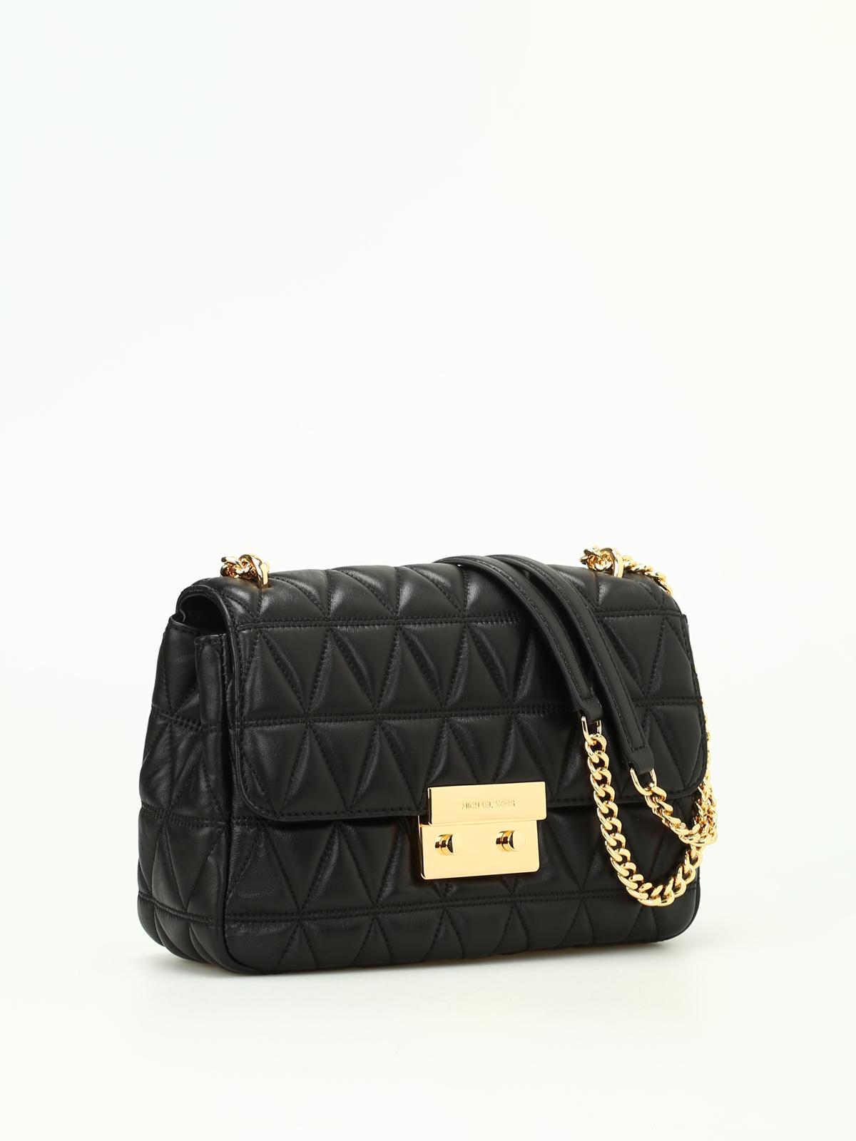 adcfd02e6964 MICHAEL KORS: shoulder bags online - Sloan large quilted shoulder bag