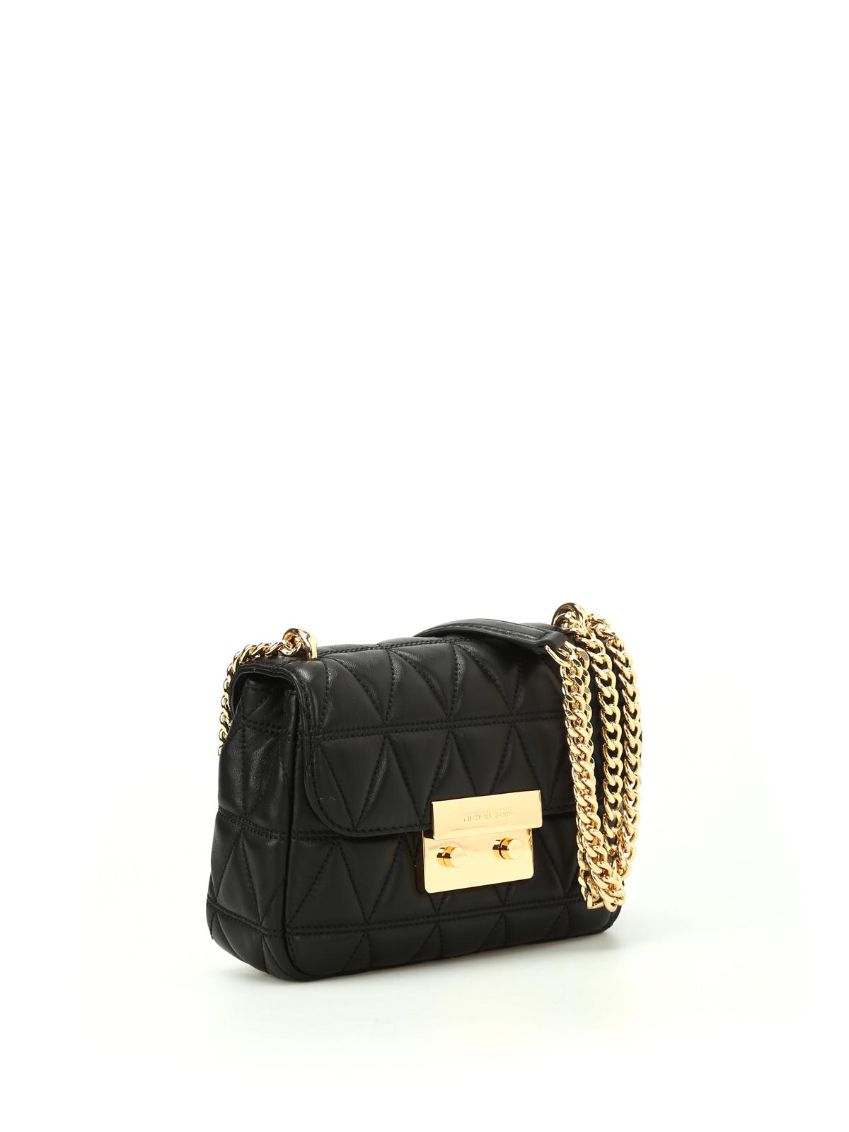 c3cc483054b5 MICHAEL KORS: shoulder bags online - Sloan quilted small shoulder bag