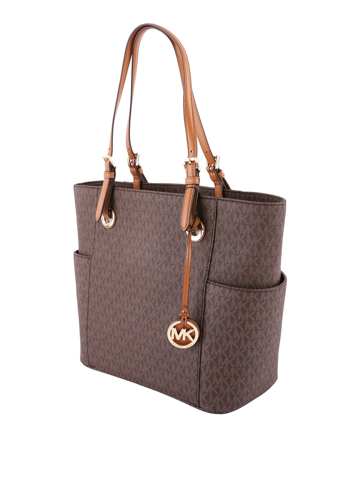 michael kors shopper braun handtaschen 30h6gttt3v. Black Bedroom Furniture Sets. Home Design Ideas