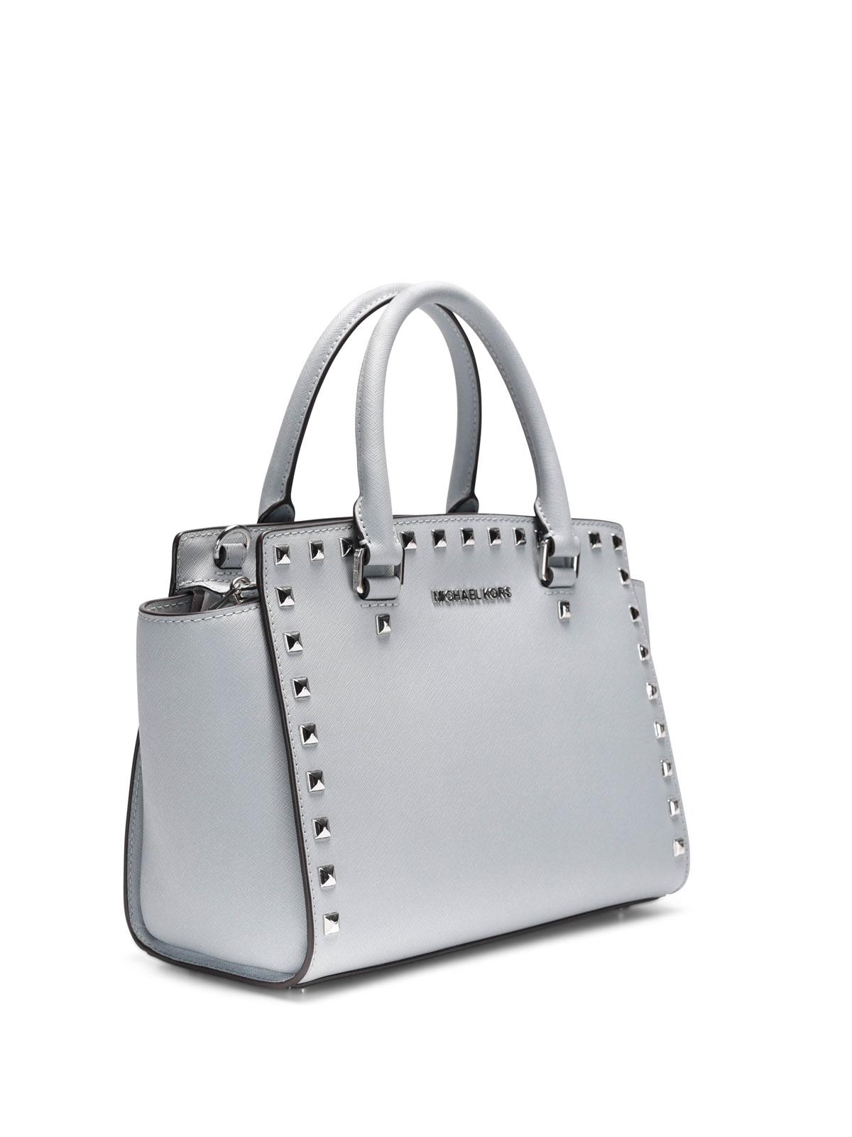 e3b42ed151 Michael Kors - Selma medium studded tote - totes bags - 30T3SSMS2L