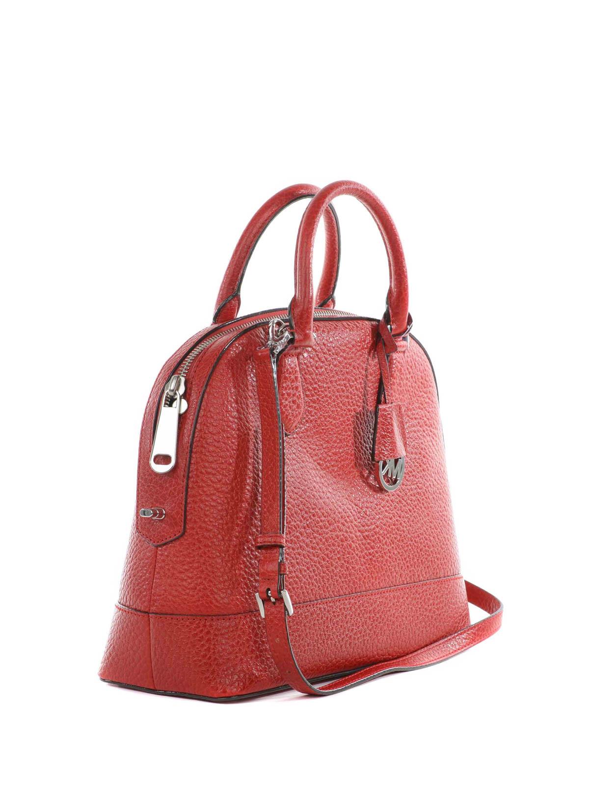 3142885c1b92 MICHAEL KORS  totes bags online - Smythe large leather handbag