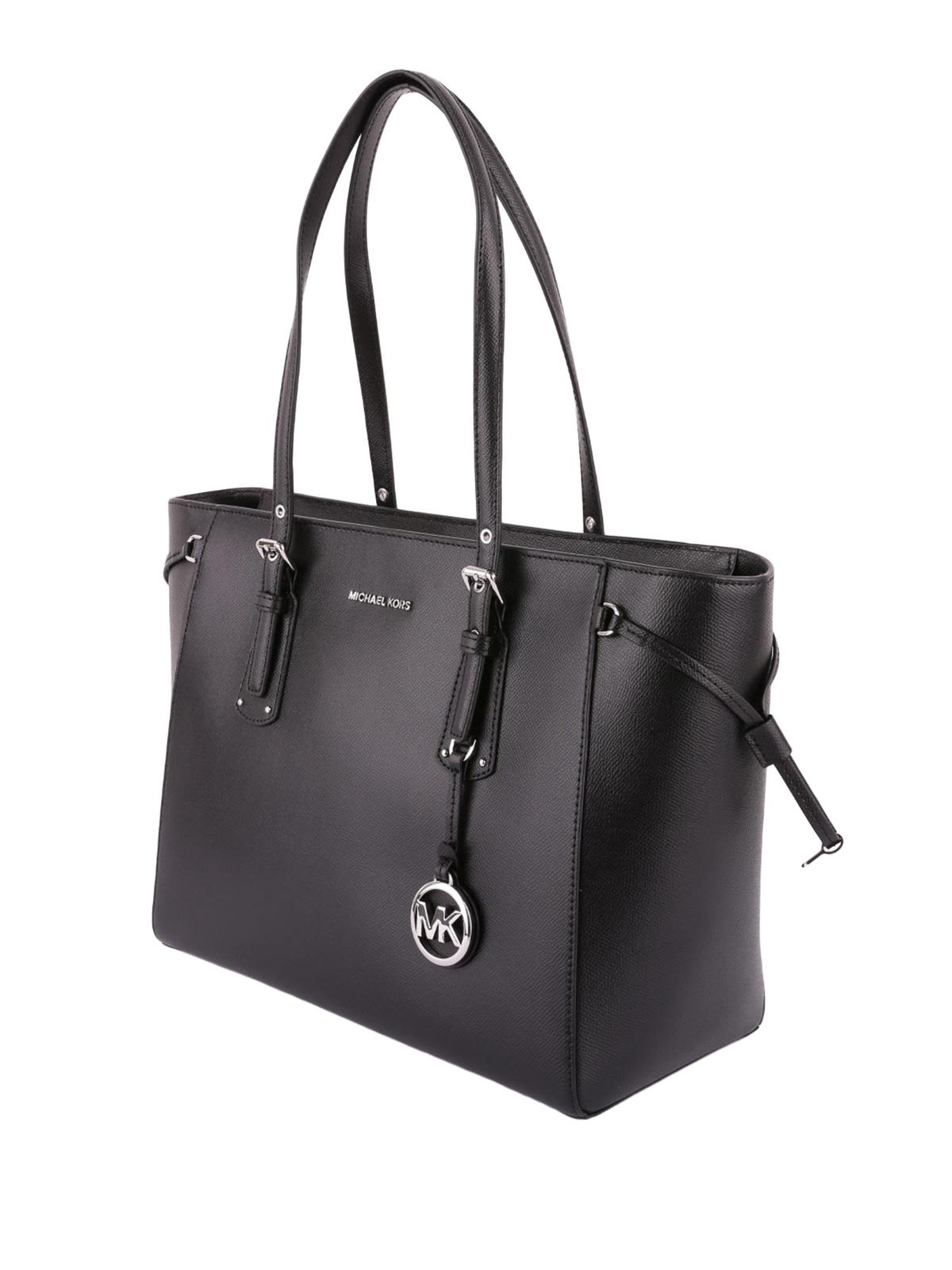 MICHAEL Michael Kors VOYAGER Handtasche black