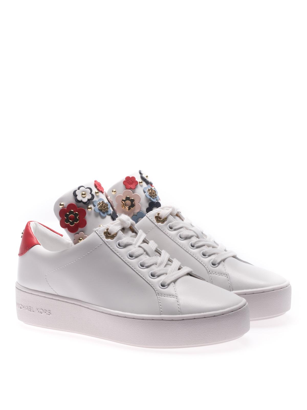 Sneaker Pelle In Decorata Mindy Michael Sneakers Kors kiXPuOZ