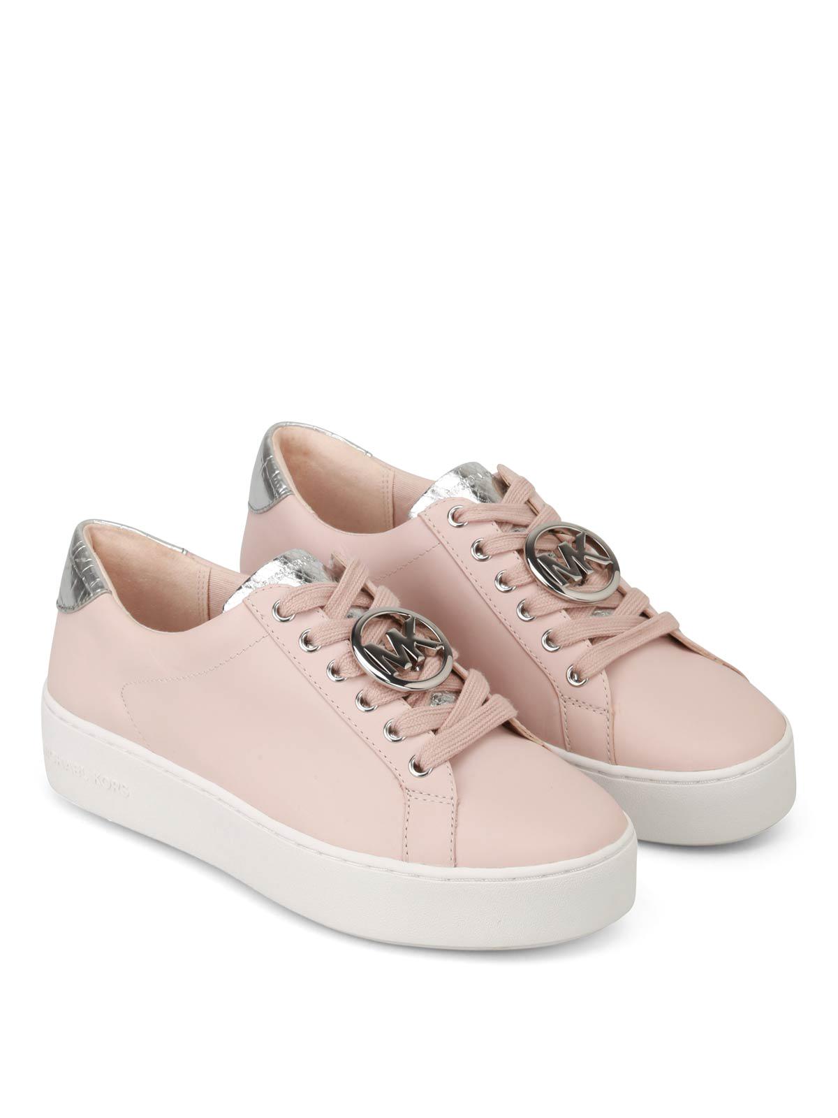 Michael Kors - Poppy soft pink leather
