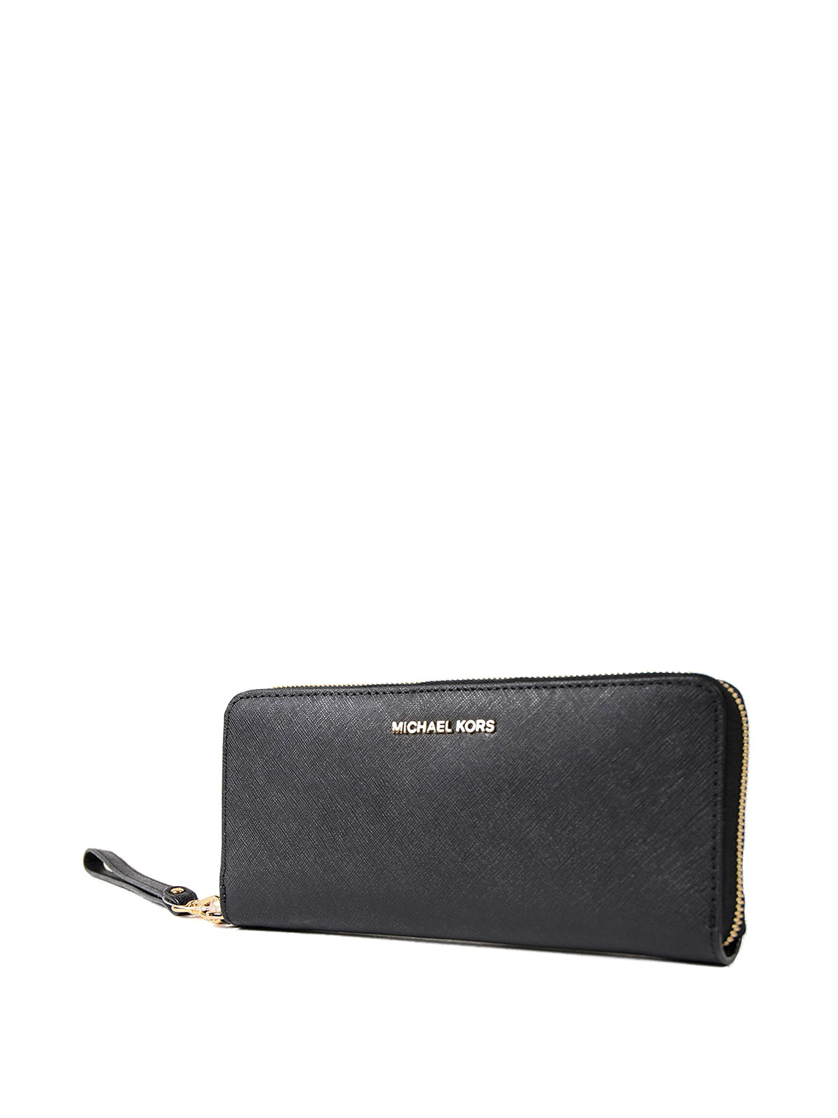 2ba2b565310b MICHAEL KORS  wallets   purses online - Jet Set Travel black wallet