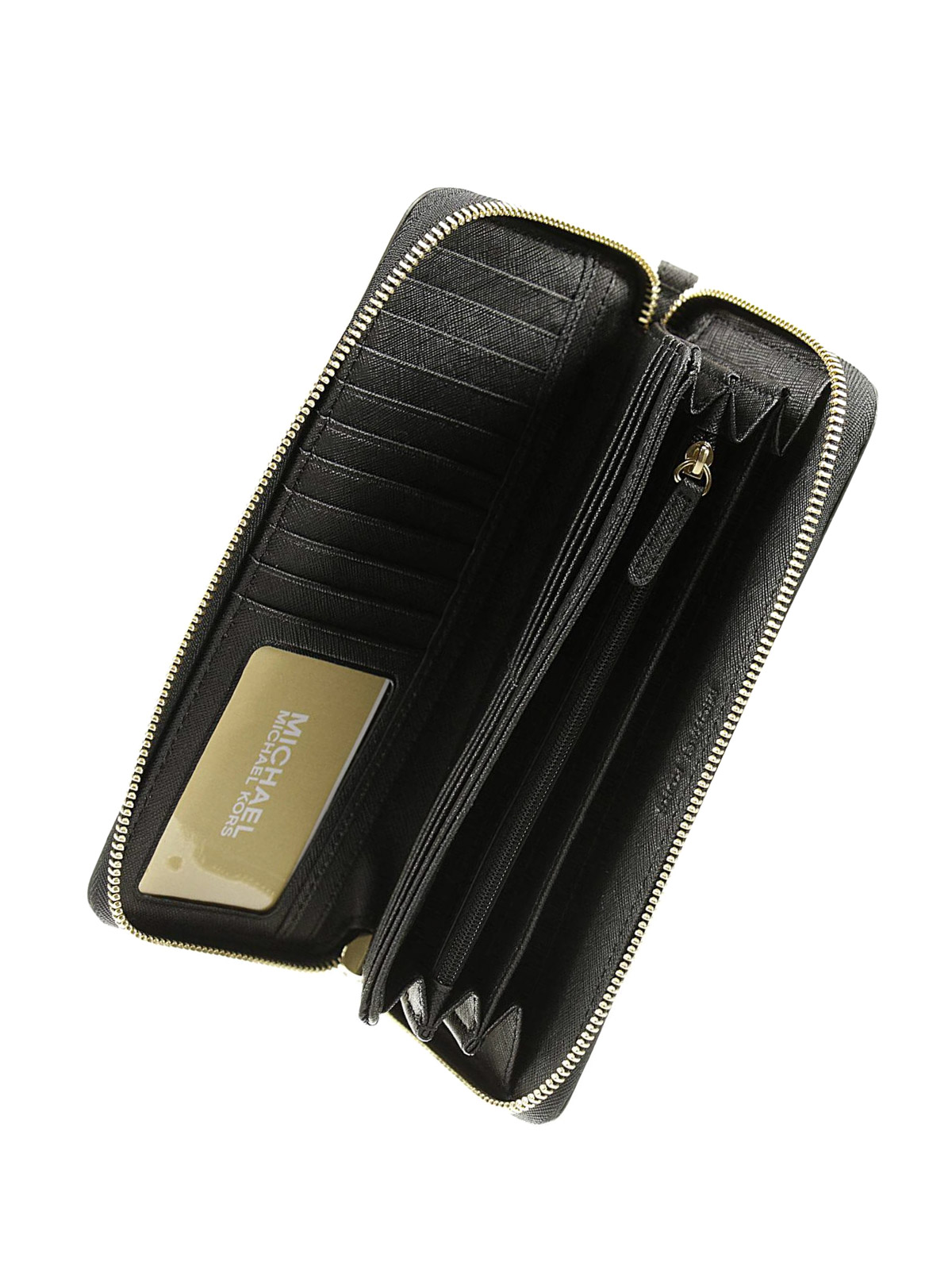 c2ab01660947 MICHAEL KORS: wallets & purses online - Jet Set Travel continental wallet