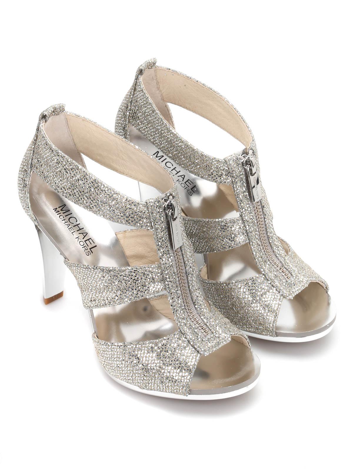 Online michael michael kors berkley t strap sandals tokyo from