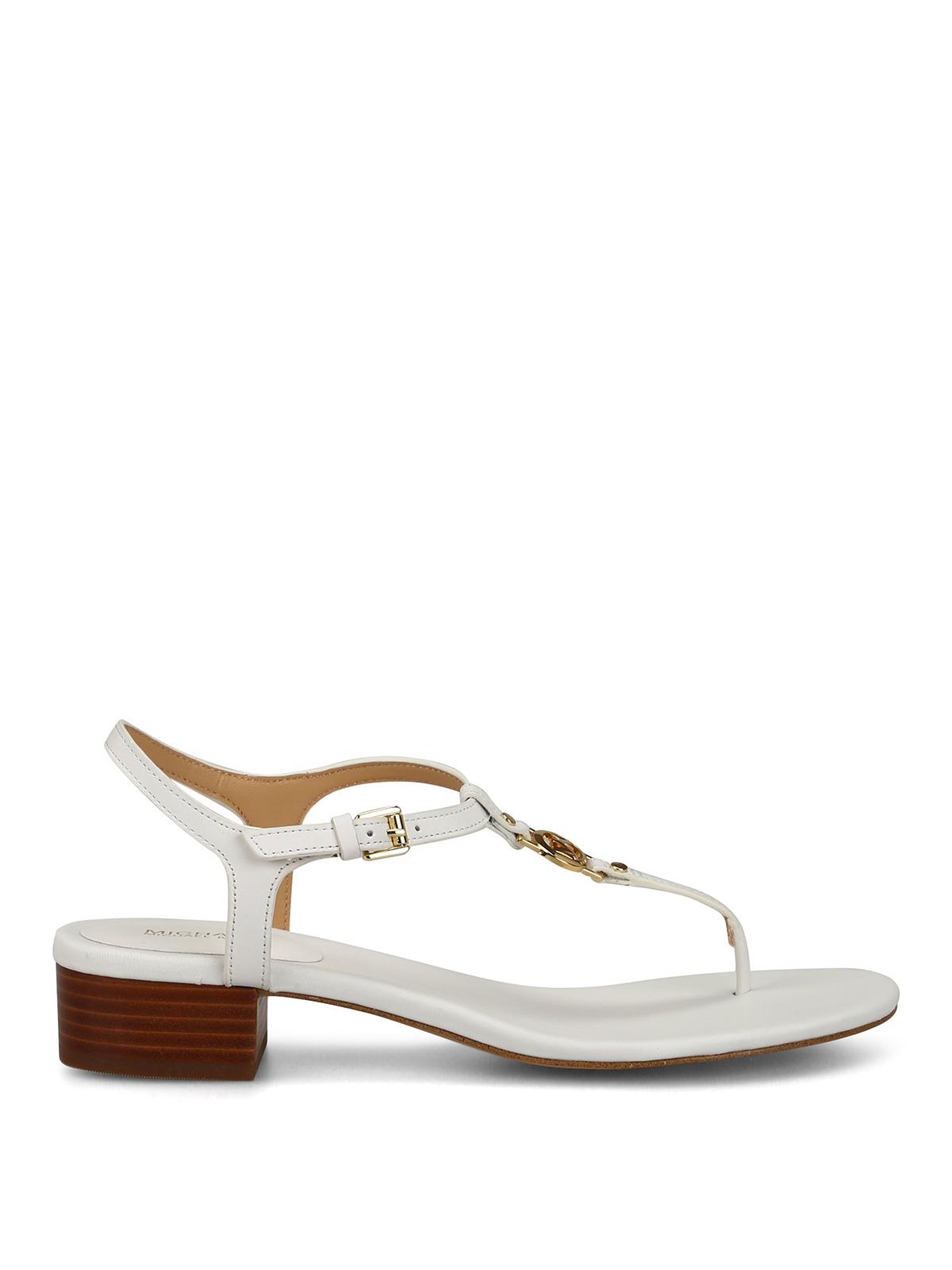 Michael Kors - Cayla Mid white leather