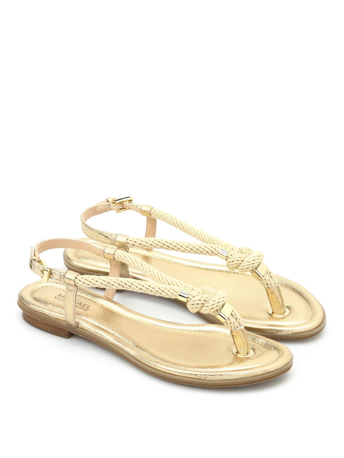 Michael Kors - Holly sandals - sandals