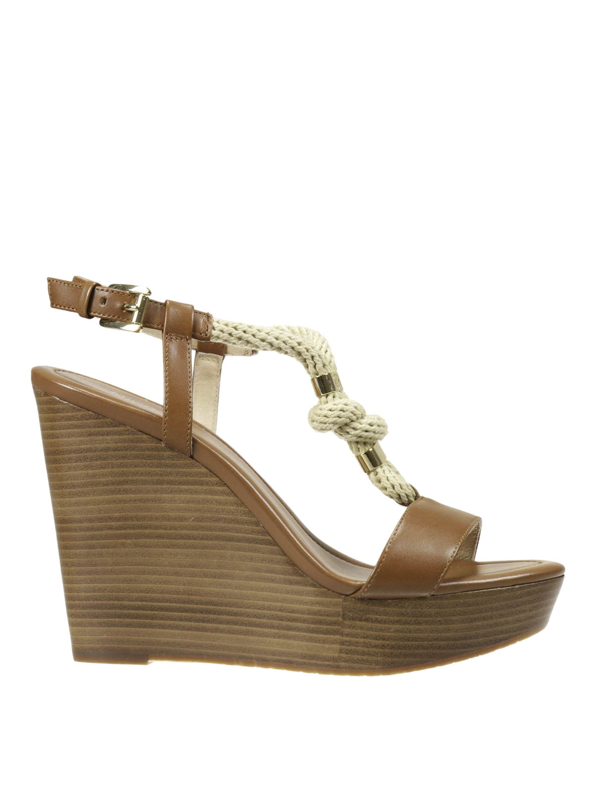Michael Kors - Holly wedge sandals