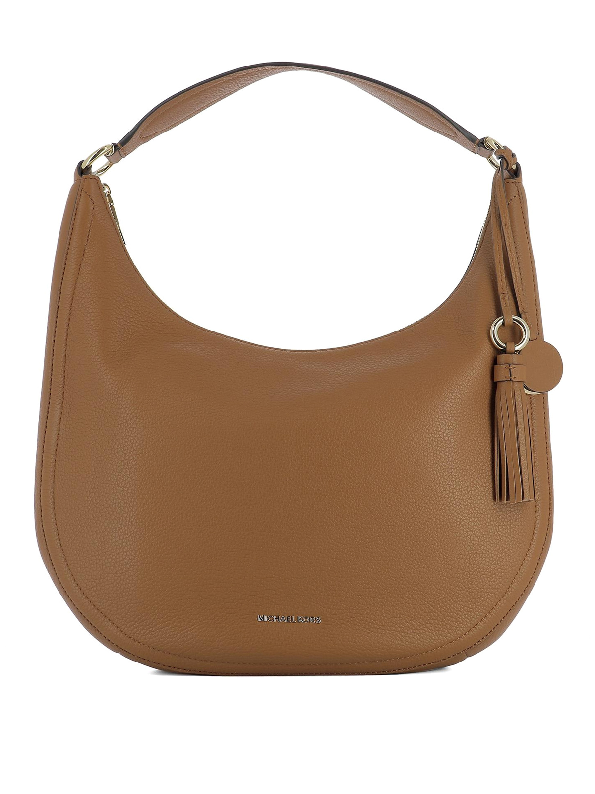d95818a38faa Michael Kors Lydia Leather Shoulder Bag | Stanford Center for ...