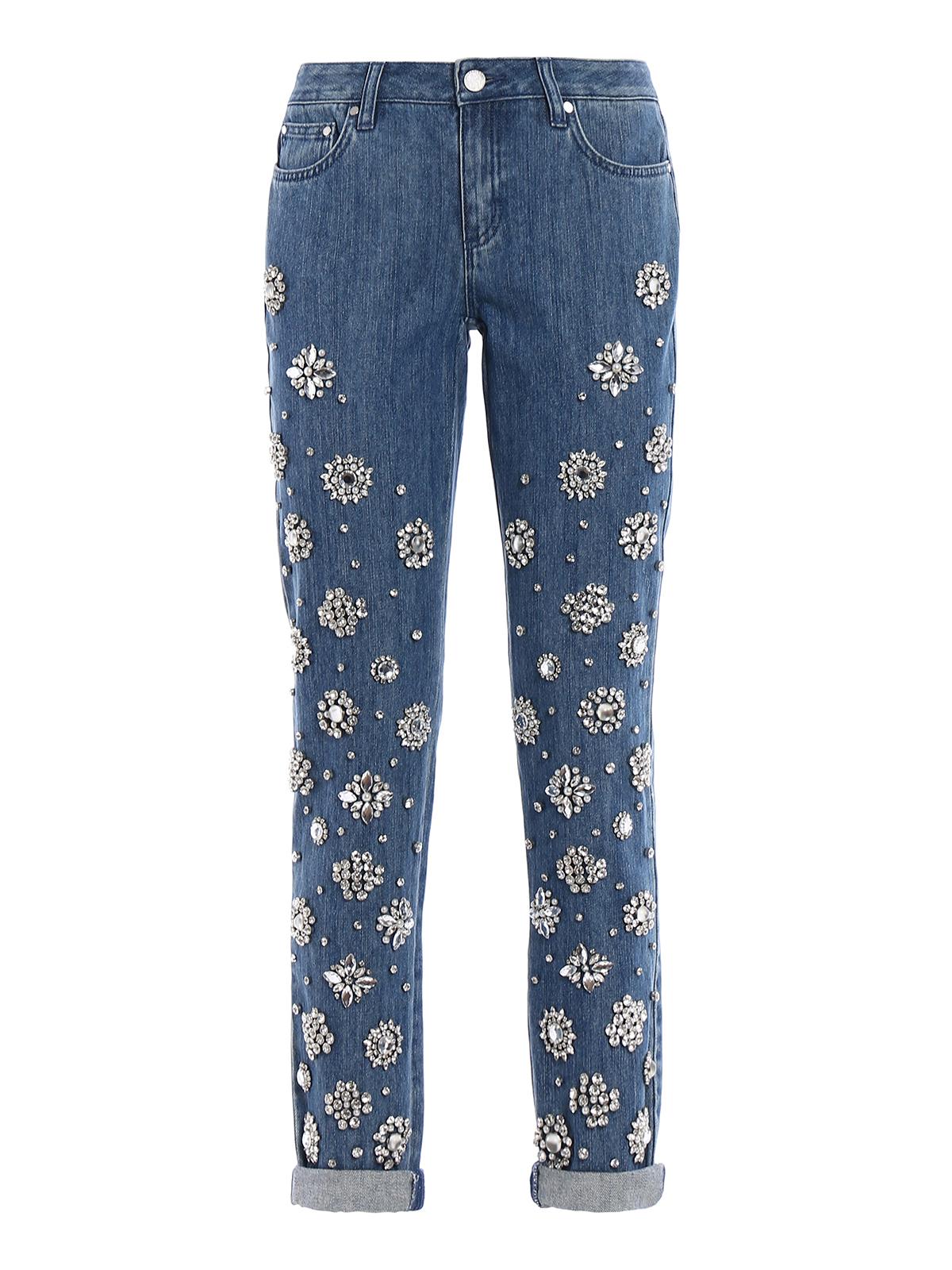 Straight Leg Jeans Men
