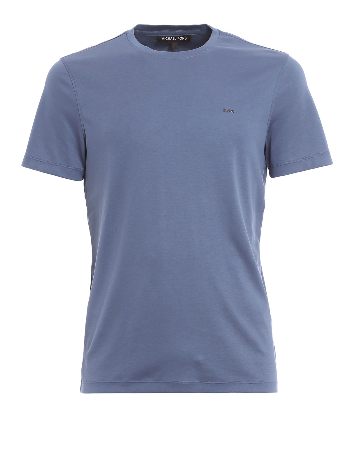jersey cotton t shirt by michael kors t shirts shop