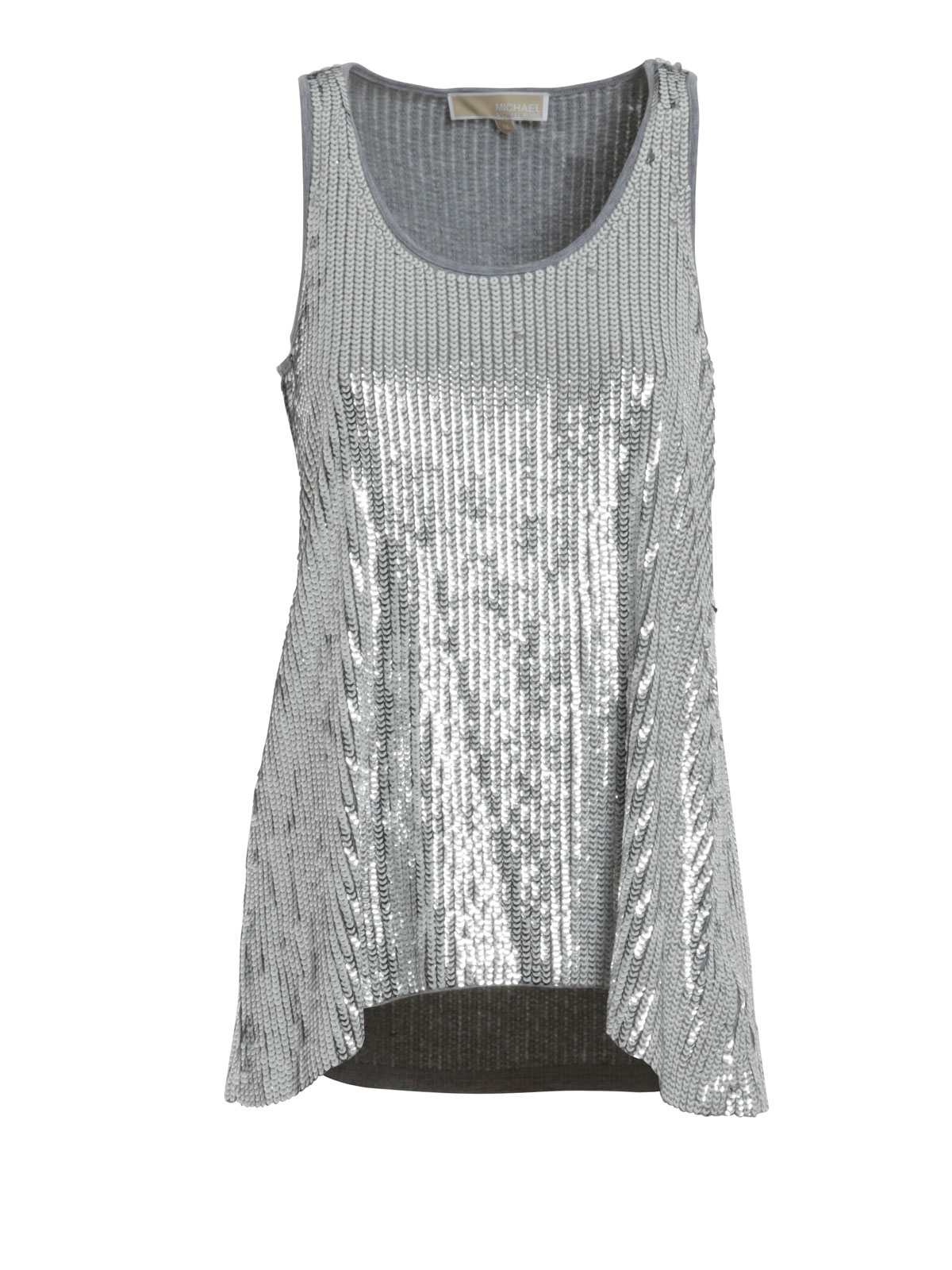 Michael Kors Sequin Tank Top Tops Amp Tank Tops