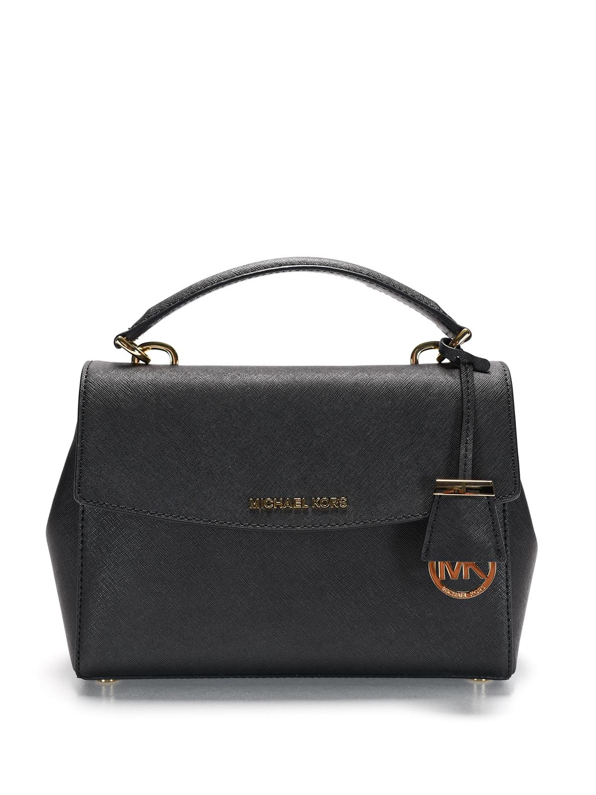 06969b44b941 Michael Kors - Ava Saffiano small satchel - totes bags - 30T5GAVS2L