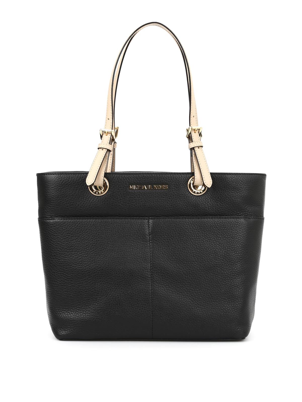 c596e947ea38a ... low price michael kors handtaschen handtasche bedford schwarz b8f42  4e503