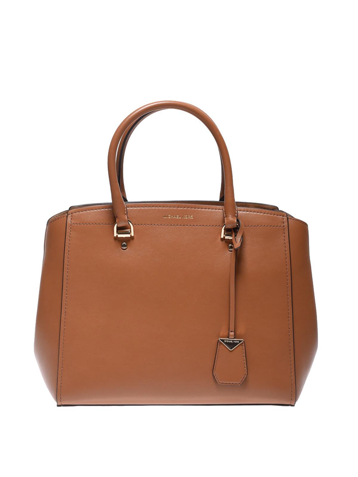 Handtasche Benning braun von MICHAEL MICHAEL KORS jetzt