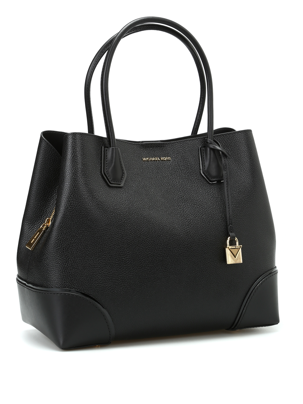 mercer corner black large tote by michael kors totes bags shop online at. Black Bedroom Furniture Sets. Home Design Ideas