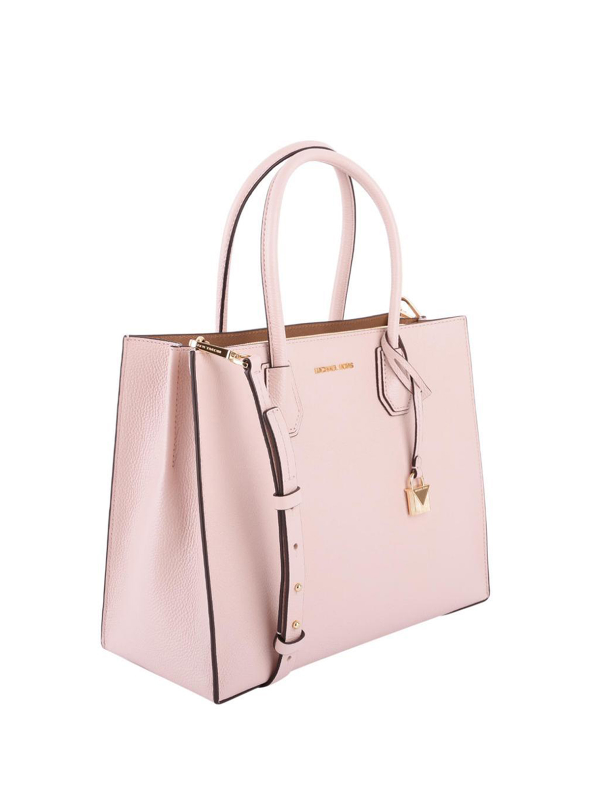 62fd2c8d0c4221 Michael Kors Purse Mercer Light Pink | Stanford Center for ...