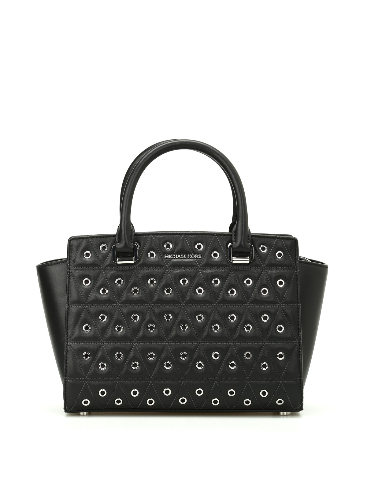 selma embellished medium tote by michael kors totes bags ikrix. Black Bedroom Furniture Sets. Home Design Ideas