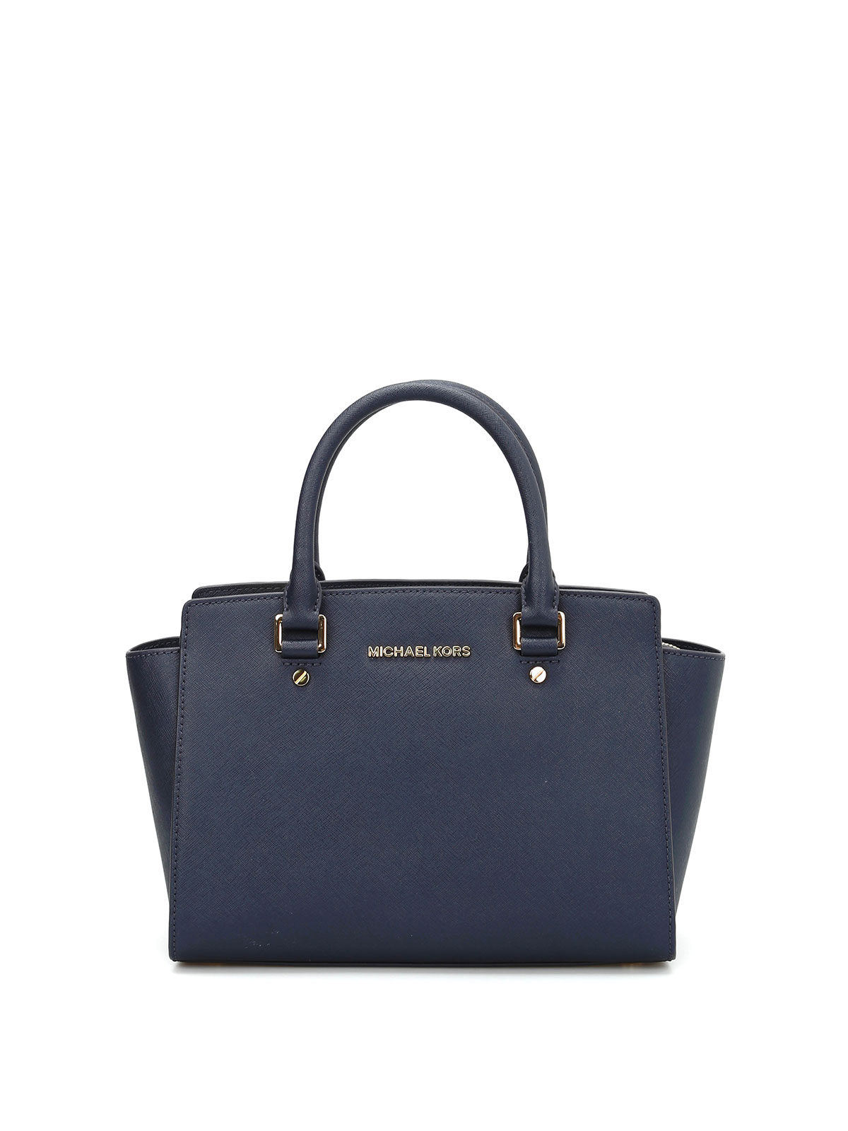 selma medium saffiano top zip tote by michael kors totes bags shop online at. Black Bedroom Furniture Sets. Home Design Ideas