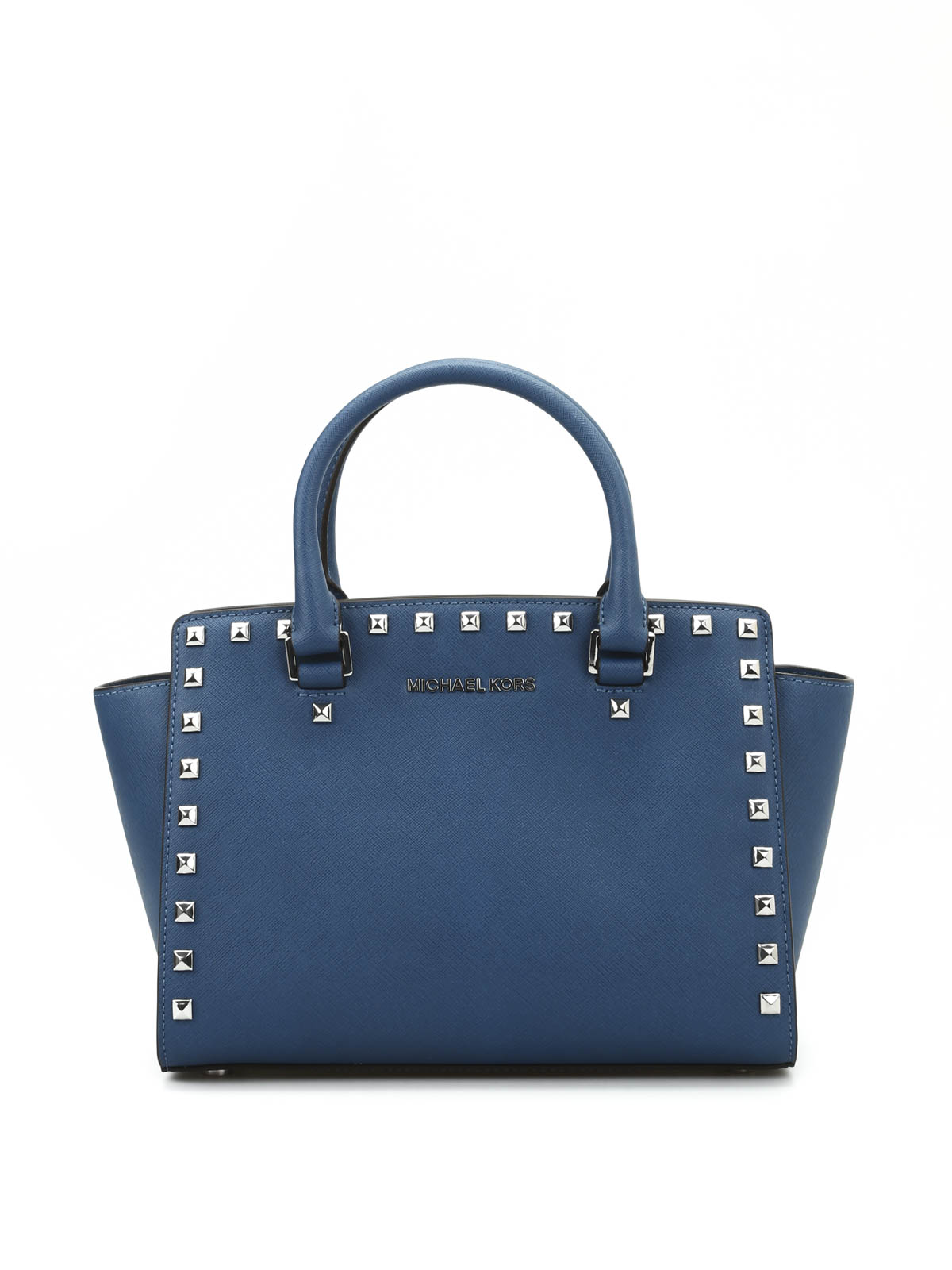 55612a6f27 Michael Kors - Selma medium studded tote - totes bags - 30T3SSMS2L 926