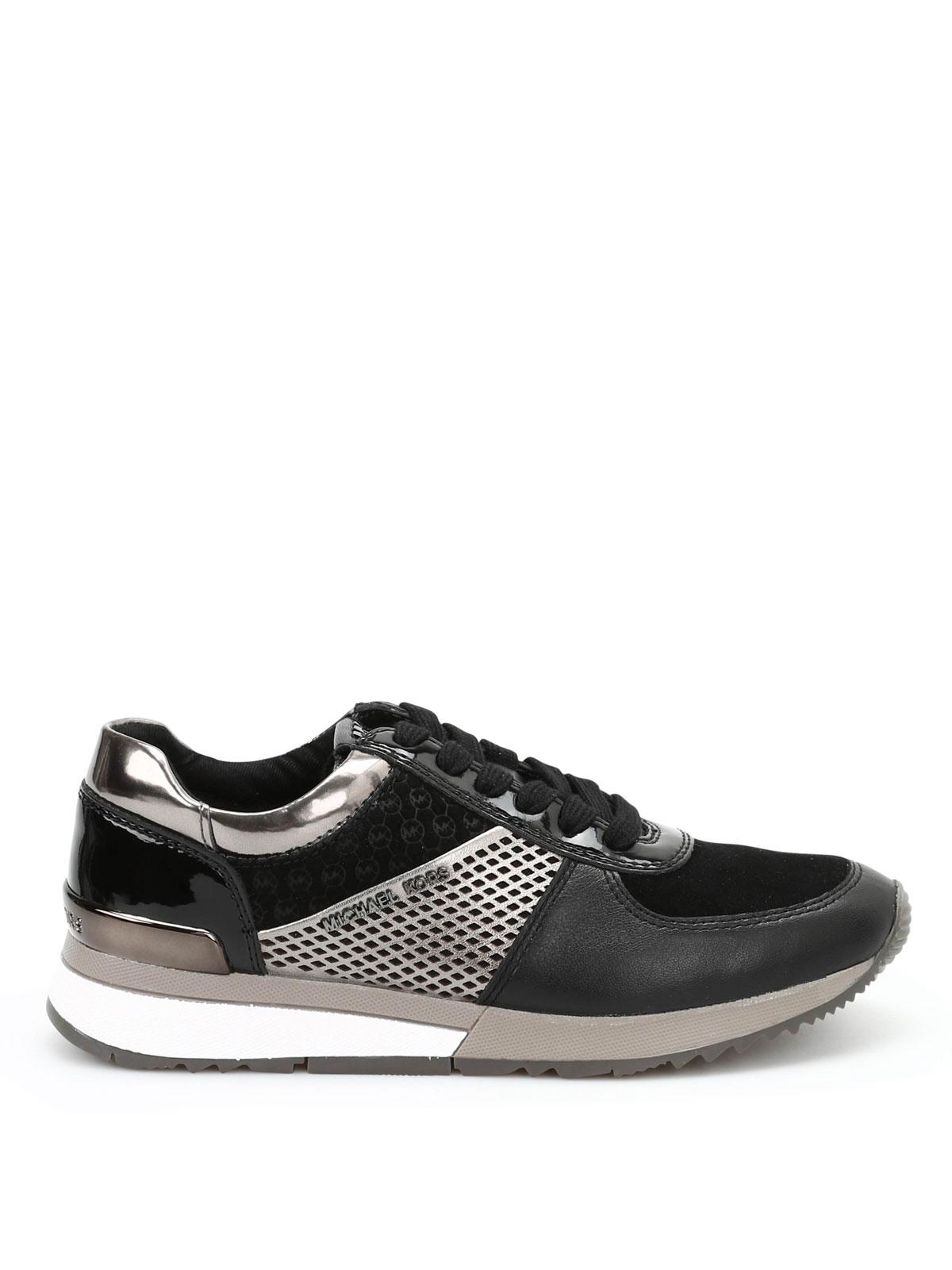 Michael Kors Allie Sneakers Trainers 43t5alfp1m 934