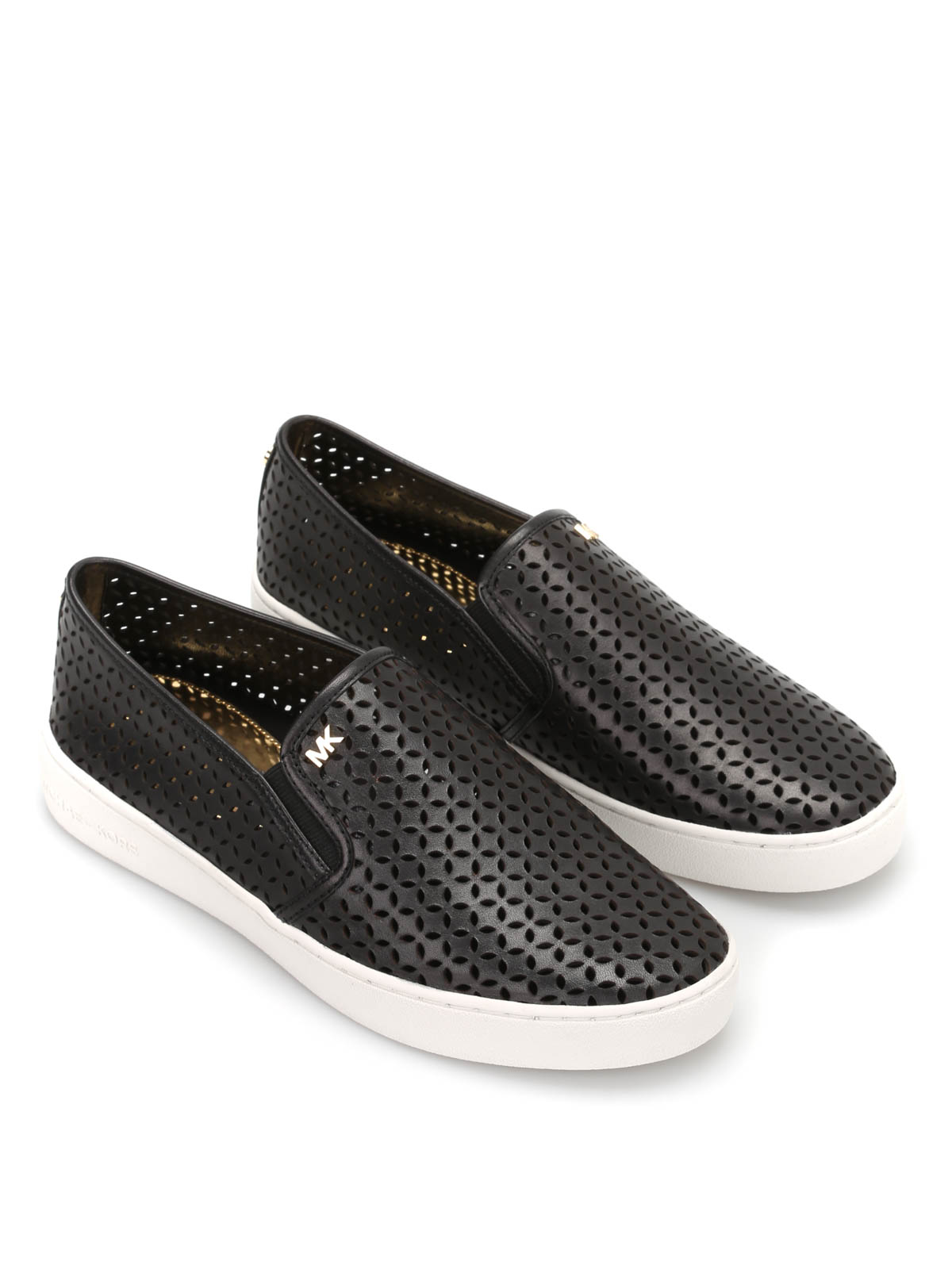 b1d0828f610c0 Michael Kors - Olivia slip-on - trainers - 43S5OLFP1L BLACK