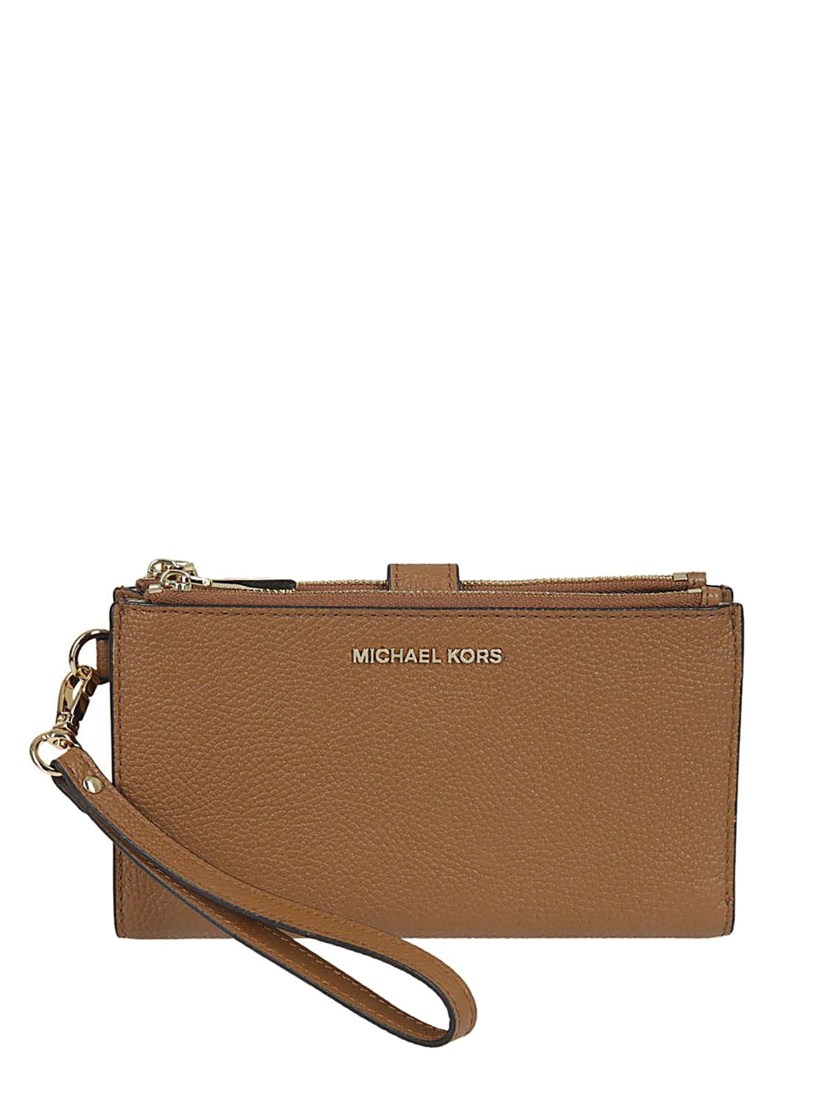 905730ec8467 Michael Kors - Adele acorn double zip wallet - wallets   purses ...
