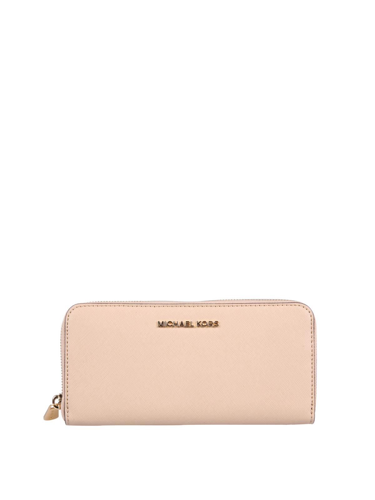 0e56affbde44 Michael Kors - Jet Set Travel continental wallet - wallets   purses ...