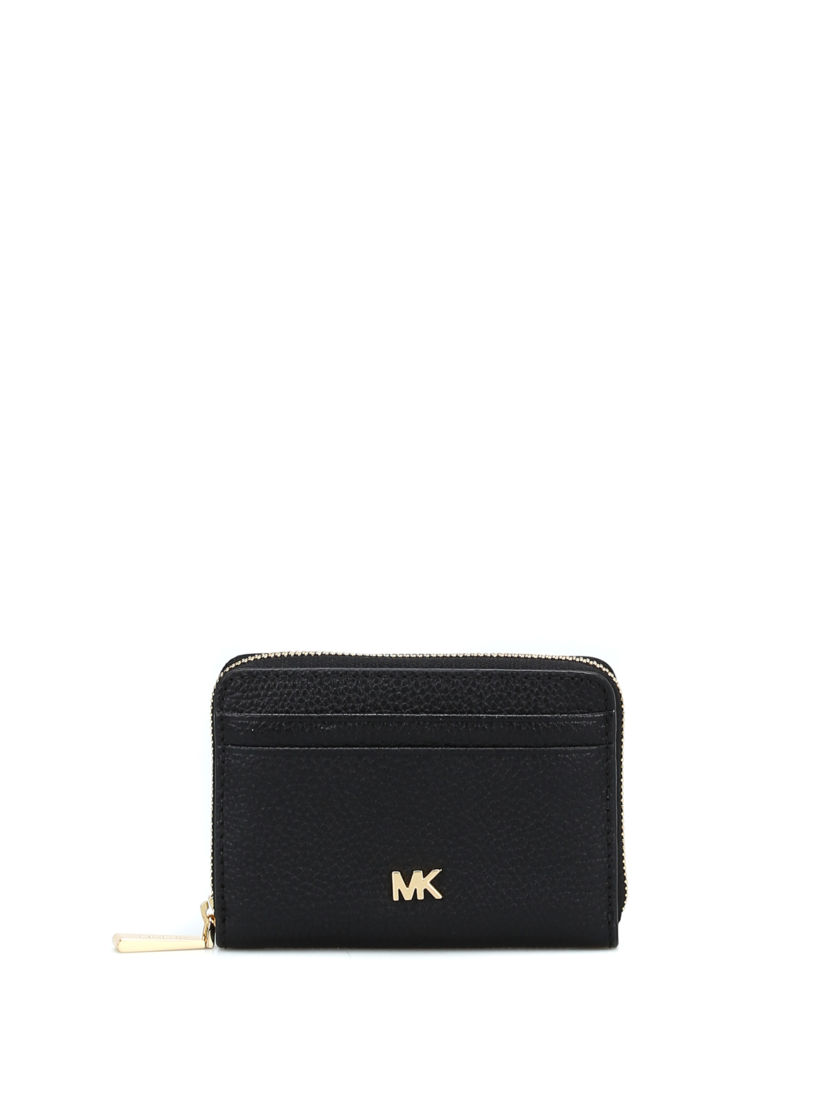 Michael Kors Portacarte Money Pieces nero portafogli