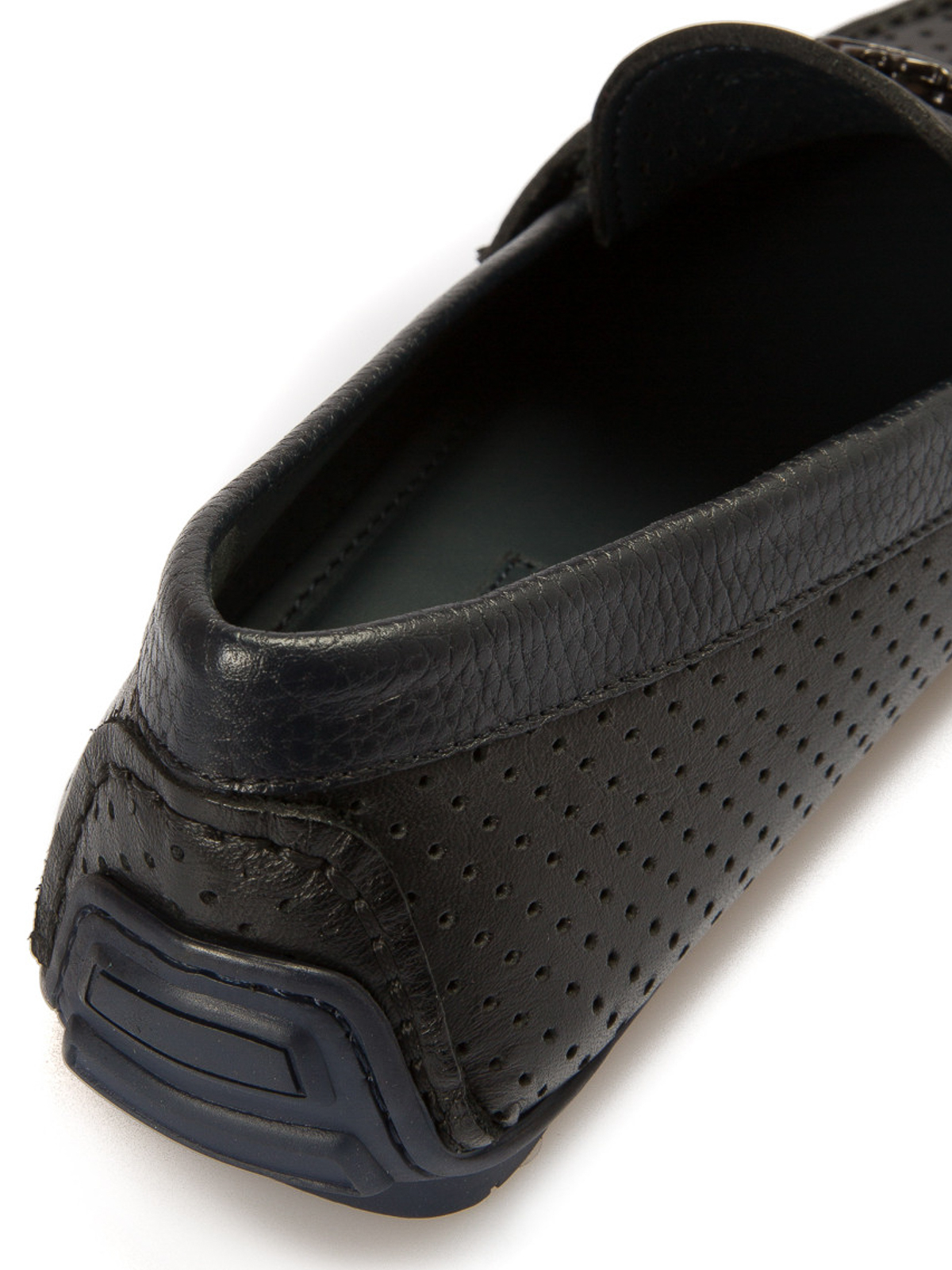 Roberto Cavalli Perforated loafers B3bKf
