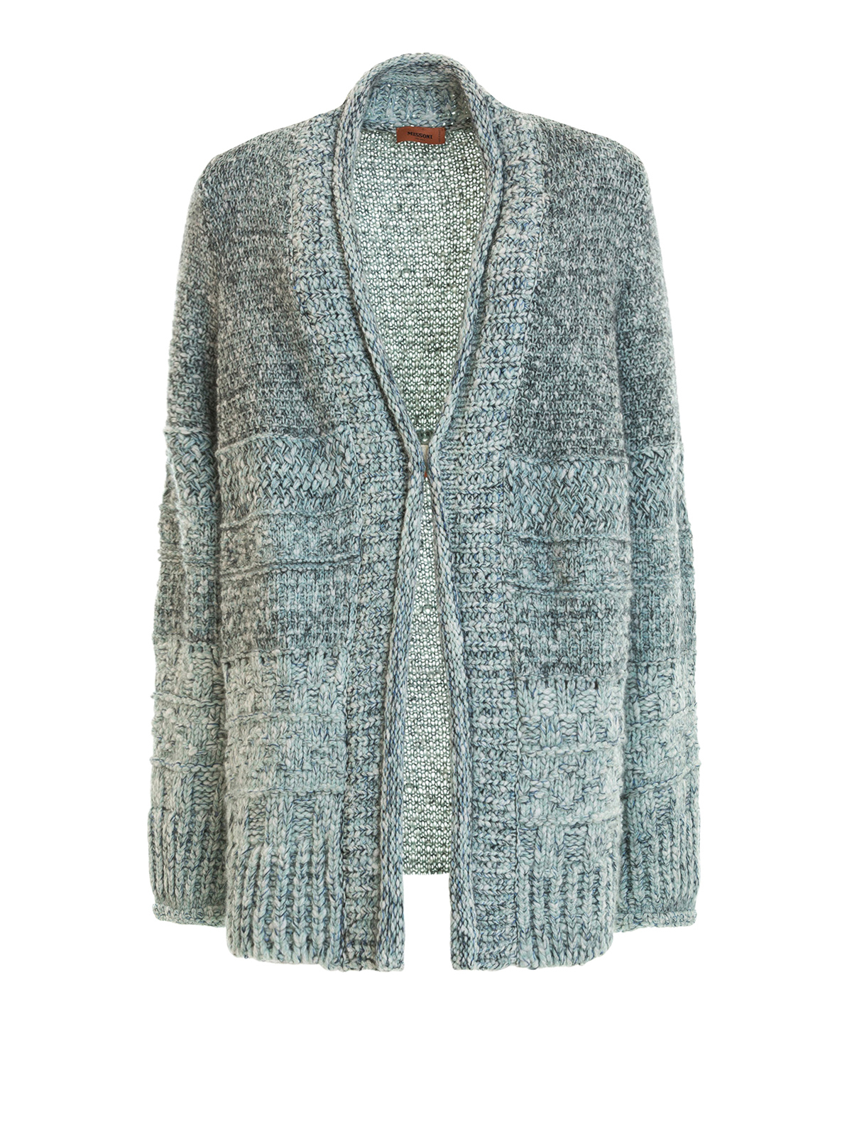 Missoni open front knit cardigan High Quality For Nice Cheap Online How Much Sale Online Factory Sale LVhXx