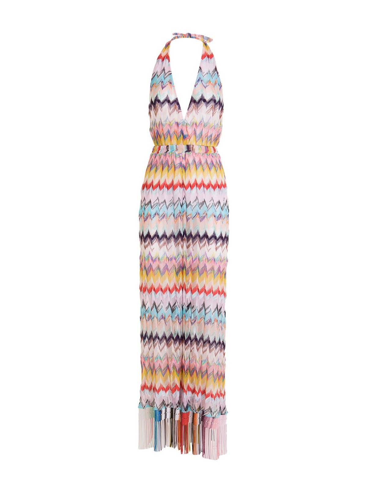 Missoni CHEVRON PATTERNED JUMPSUIT