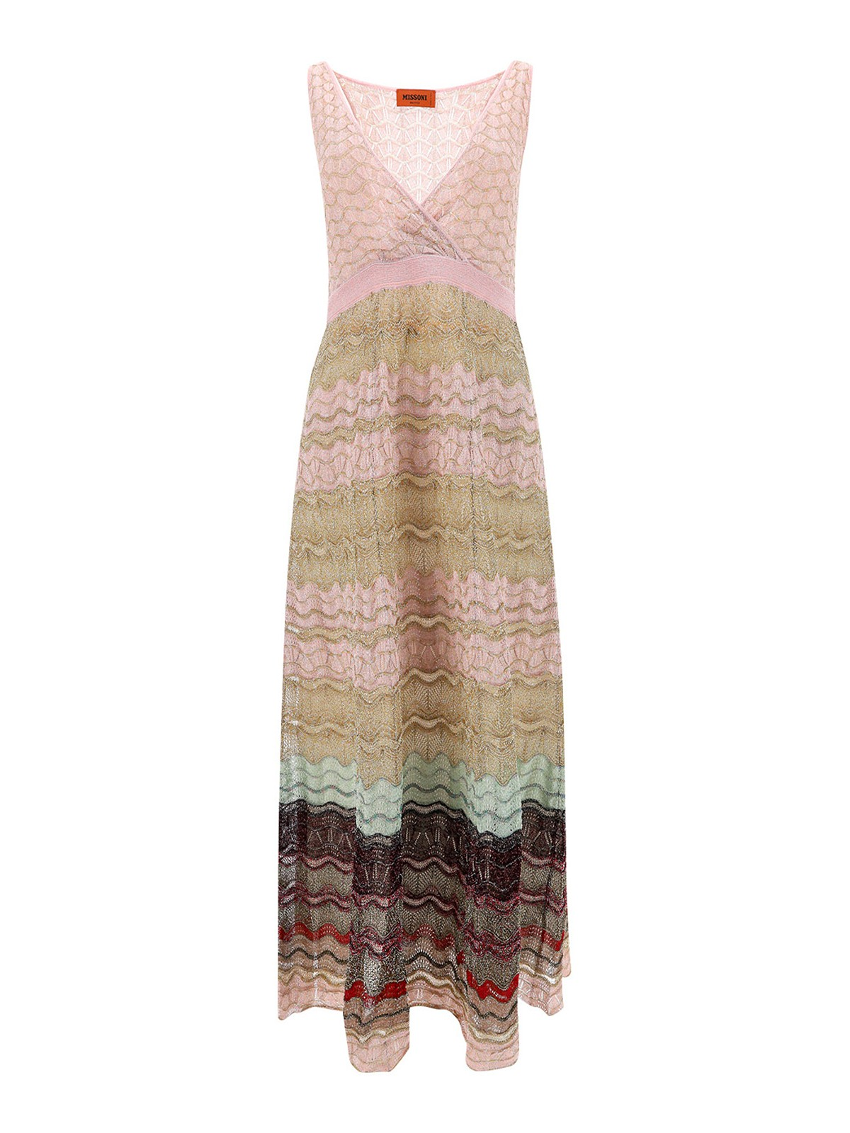 Missoni Dresses CHEVRON PATTERNED DRESS