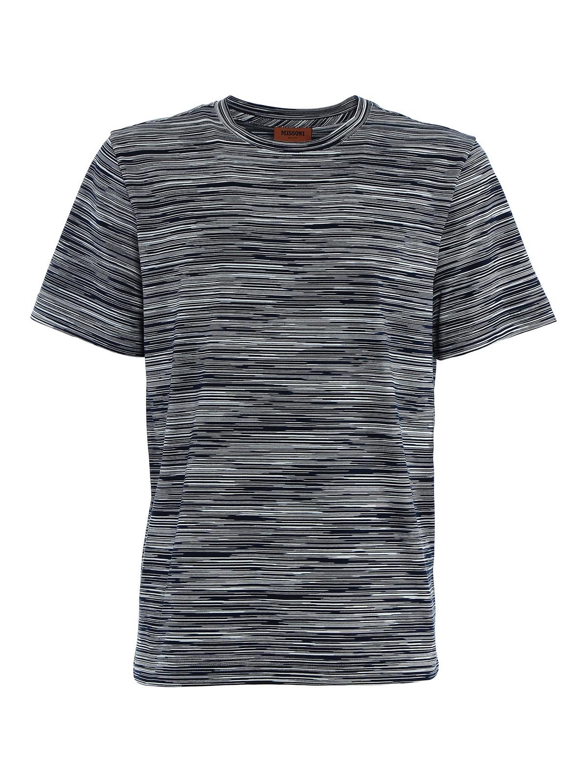 Missoni T-shirts COTTON T-SHIRT