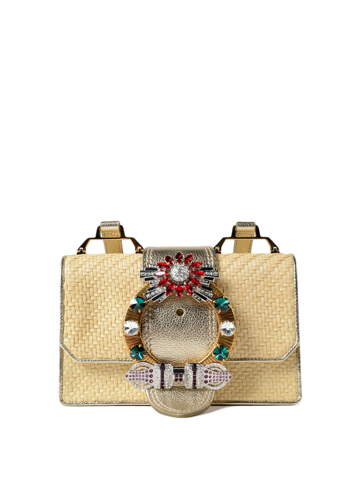 b0c713269fb8 Miu Miu - Miu Lady jewel cross body bag - cross body bags ...
