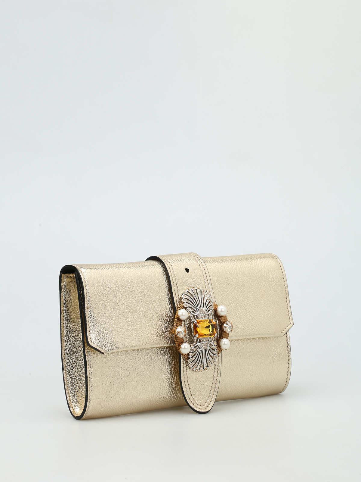 50c934a88b21 MIU MIU  cross body bags online - Jewel bag with chain shoulder strap