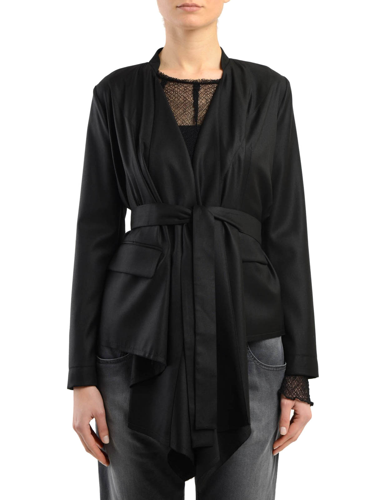 catalog product draped trench drape jacket shop coats contemporary forever eu front outerwear drapes