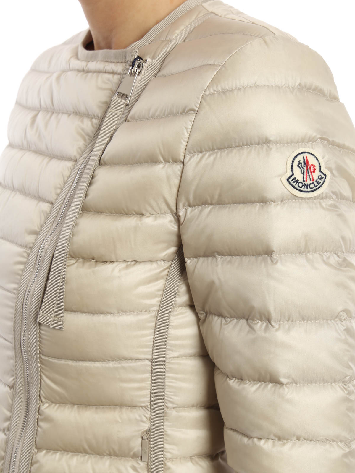 MONCLER buy online Amy asymmetric fastening jacket
