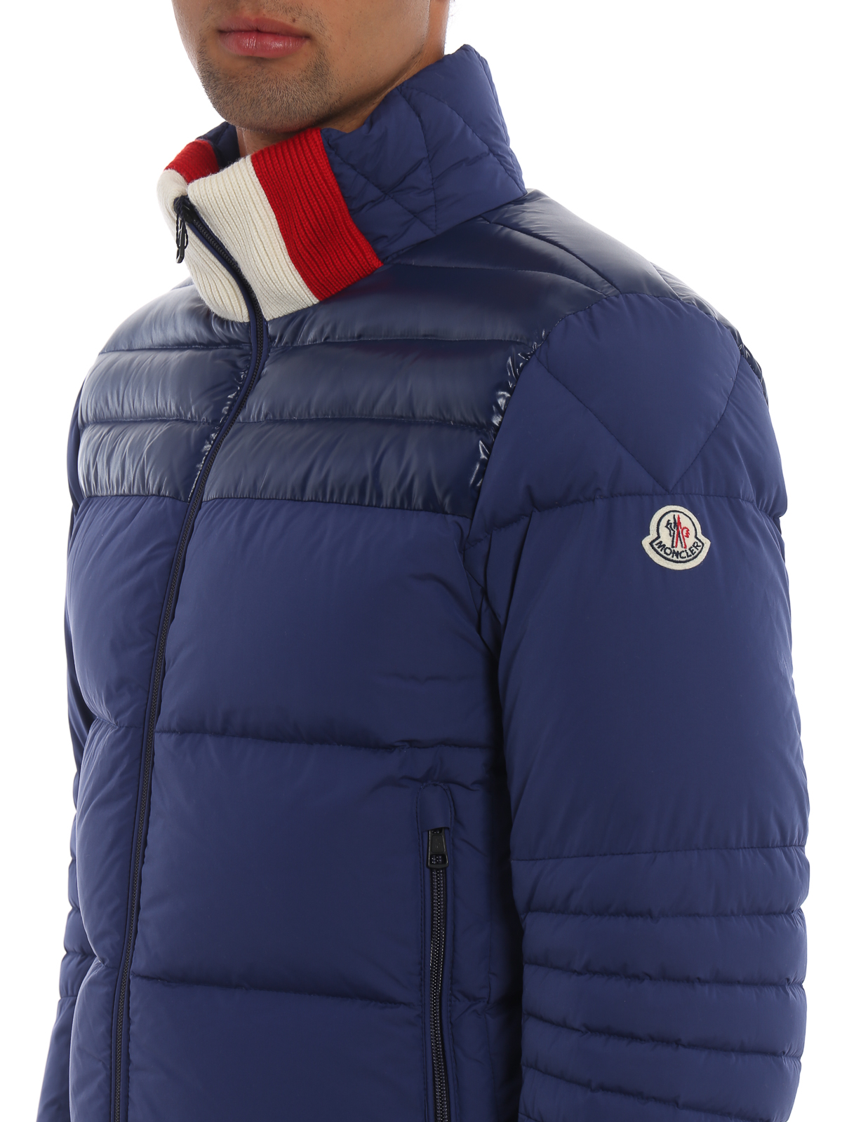 MONCLER buy online Bassias alpine style puffer jacket