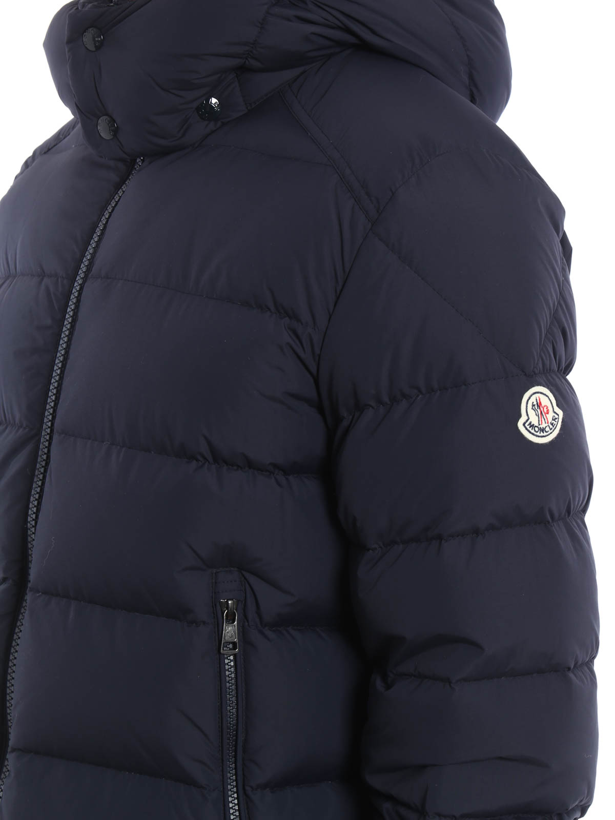 brique padded jacket by moncler padded jackets ikrix. Black Bedroom Furniture Sets. Home Design Ideas