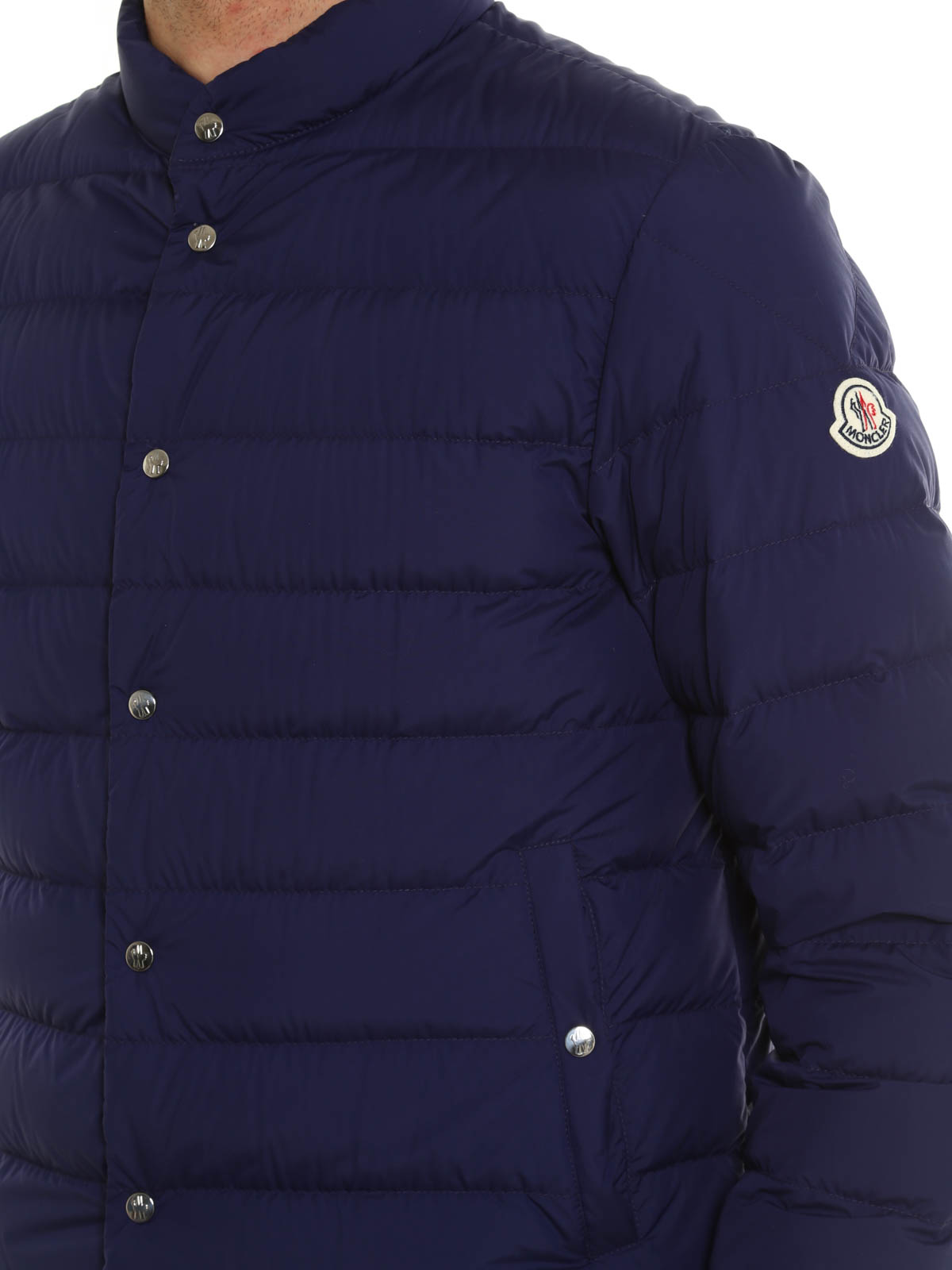 MONCLER buy online Cyclope crew neck padded jacket
