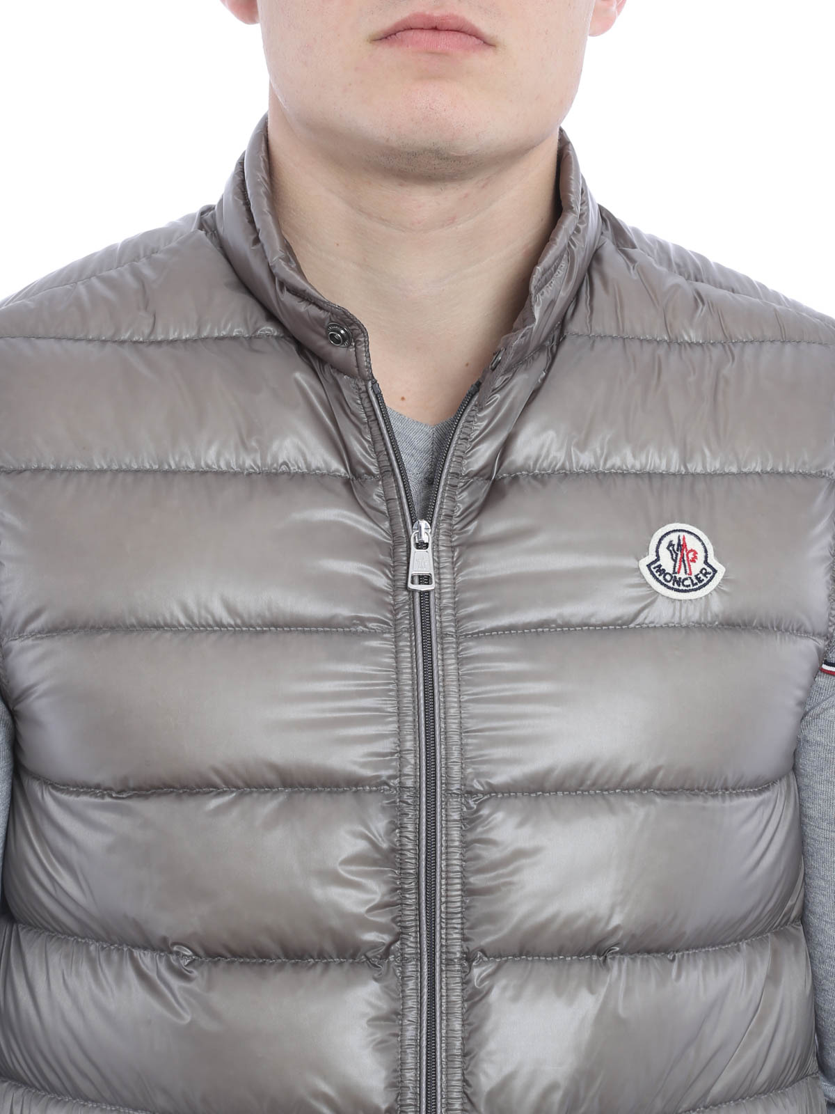 675cb1c0b Moncler - Gui padded waistcoat - padded jackets - B1 091 4336199 ...