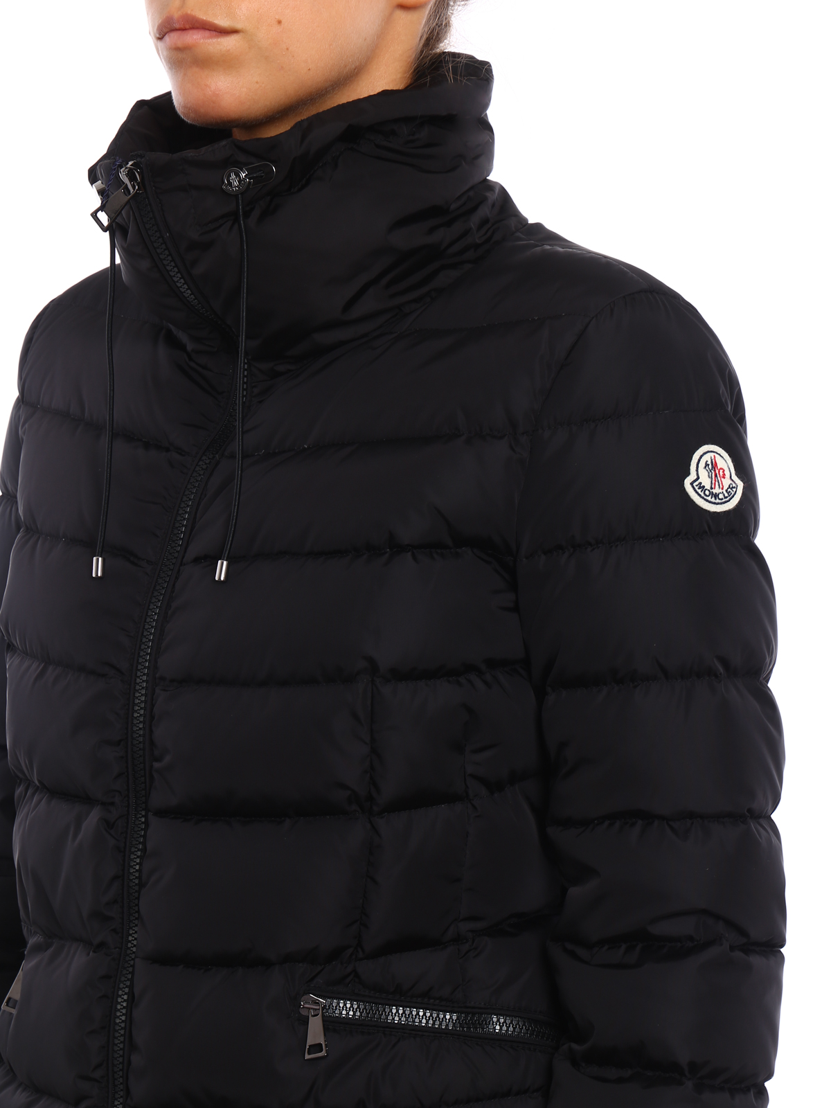 MONCLER buy online Irex fitted padded jacket