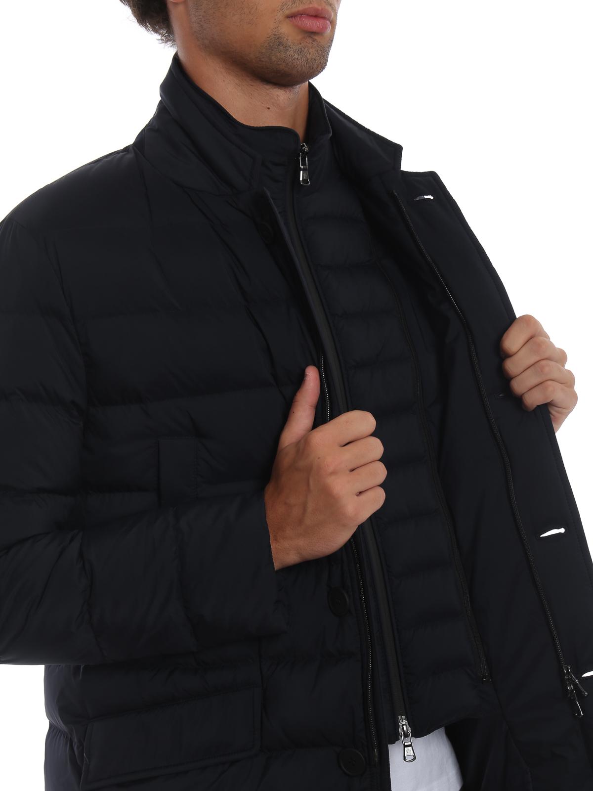 fcc3ab74f Moncler - Keid matte nylon puffer coat - padded coats - D2 091 ...