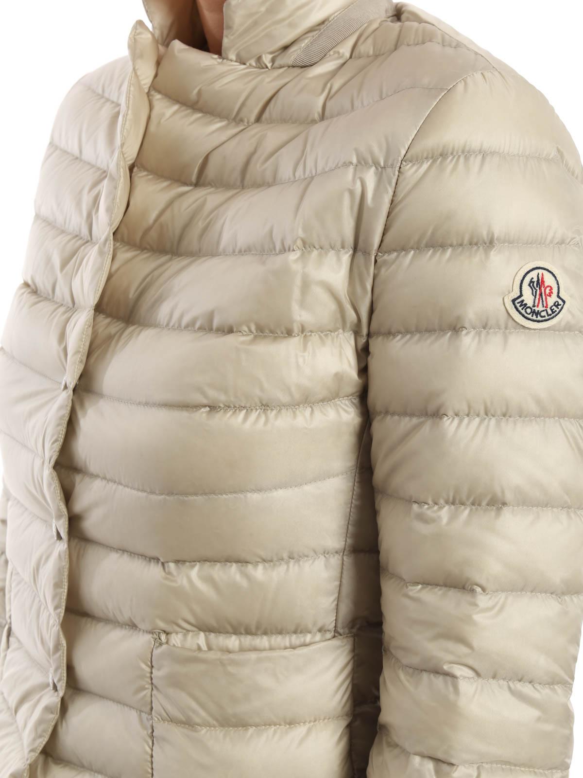 Moncler Leyla ultralight padded jacket padded jackets